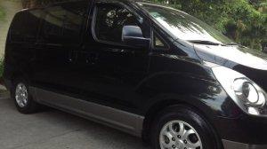 Black Hyundai Grand Starex 2011 for sale in Muntinlupa