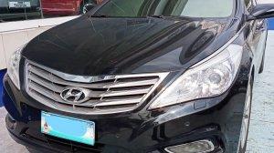Sell Black 2013 Hyundai Azera Sedan