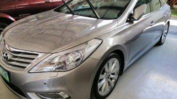 Silver Hyundai Azera 2013 for sale in San Francisco