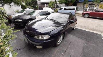 Sell 1997 Hyundai Tiburon in Manila