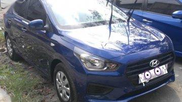 Selling Blue Hyundai Reina 2020 in Biñan