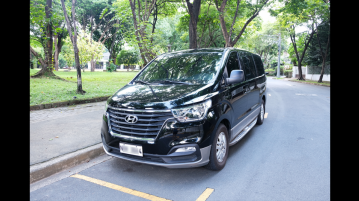 Black Hyundai Starex 2019 for sale in Manila