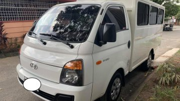 White Hyundai H-100 2019 for sale in Quezon City