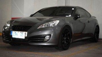 Grey Hyundai Genesis for sale in Manila