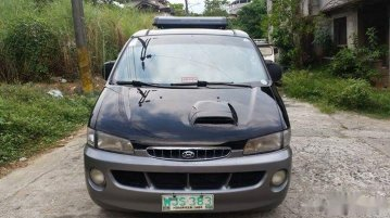 Blue Hyundai Starex 1999 for sale in Manila