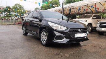 Black Hyundai Accent 2019 for sale in Rizal
