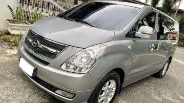 Selling Silver Hyundai Starex 2014 in Marikina