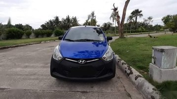 Sell Blue 2014 Hyundai Eon in Mandaue