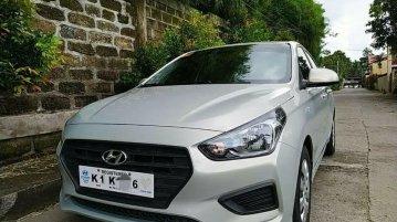 Brightsilver Hyundai Reina 2019 for sale in Dasmarinas