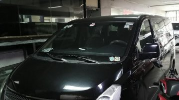 Black Hyundai Grand Starex 2012 for sale in Pasig