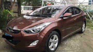 Hyundai Elantra Gls Auto 2013