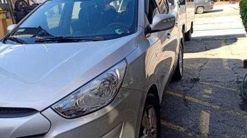 Hyundai Tucson 4x4 Auto 2013