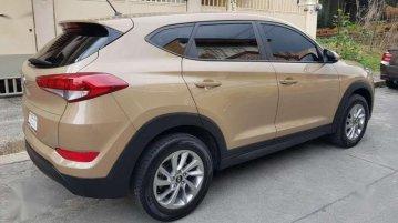 Selling Beige Hyundai Tucson 2016 in San Juan
