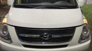 White Hyundai Starex 2012 for sale in Baguio