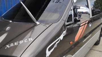 Hyundai Starex Diesel Manual 2000