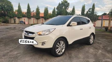 White Hyundai Tucson 2014 for sale in Bulakan