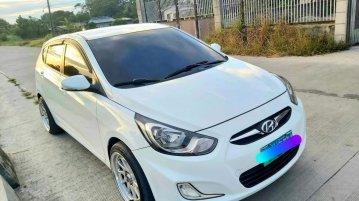 Hyundai Accent CRDI Hatchback Auto 2013