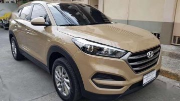 Beige Hyundai Tucson 2016 for sale in San Juan