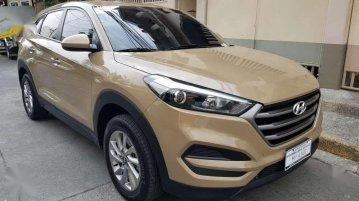 Beige Hyundai Tucson 2016 for sale in San Juan