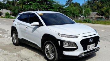 White Hyundai KONA 2019 for sale in Dumaguete