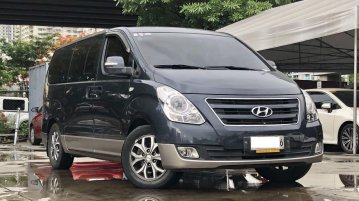 Sell 2017 Hyundai Grand Starex