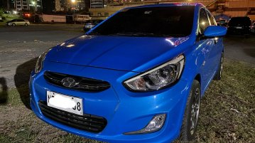 Selling Hyundai Accent 2018