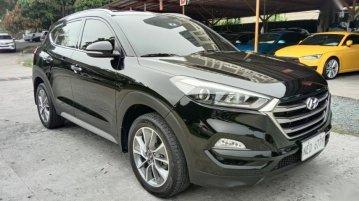Selling Hyundai Tucson 2019