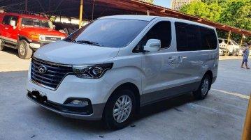 Hyundai Starex 2019 Automatic