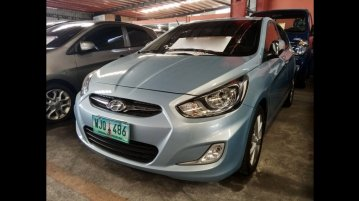 Hyundai Accent 2013 Hatchback at 68000 for sale