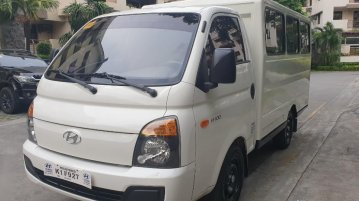 Sell 2020 Hyundai H100 in Pateros