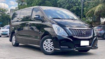Hyundai Starex 2018 for sale in Automatic