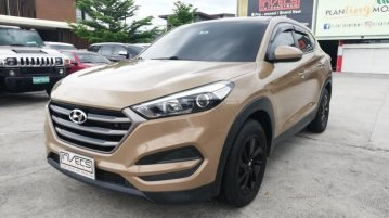 Beige Hyundai Tucson 2016 for sale in San Fernando