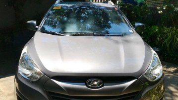 Sell 2013 Hyundai Tucson in Manila
