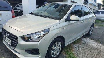 Selling Brightsilver Hyundai Reina 2019 in Parañaque