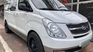 Hyundai Grand Starex 2011 for sale in Marikina