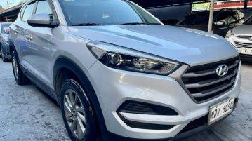 White Hyundai Tucson 2016 for sale in Las Piñas