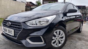 Black Hyundai Accent 2020 for sale in Pasig