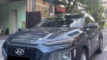 Grey Hyundai KONA 2020 for sale in San Mateo
