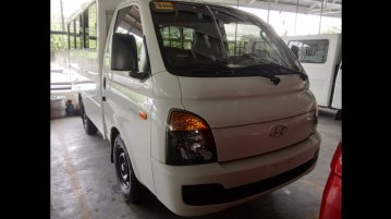 Sell White 2020 Hyundai H-100 Van in Marikina