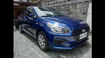 Hyundai Reina 2019 Sedan at 9000 for sale