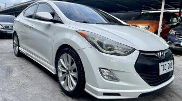 Sell 2012 Hyundai Elantra in Las Piñas