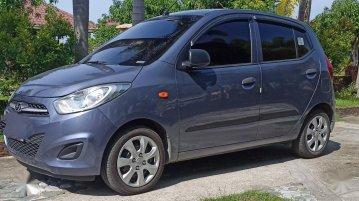 Selling Blue Hyundai I10 2014 in Angeles