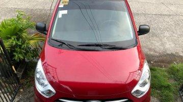 Sell Red 2014 Hyundai I10