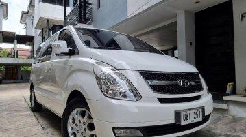 Selling White Hyundai Starex 2013 in Quezon