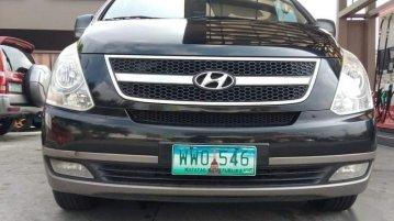 Selling Black Hyundai Starex 2013 in Muntinlupa