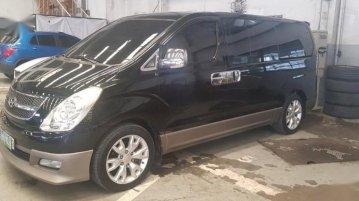 Black Hyundai Starex 2008 for sale in Automatic