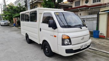 White Hyundai H-100 2018 for sale in Manual
