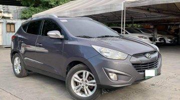 Grey Hyundai Tucson 2012 for sale in Makati