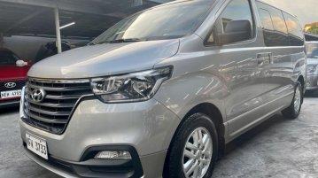 Silver Hyundai Grand Starex 2019 for sale in Automatic