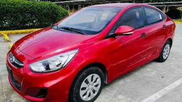 Sell Red 2019 Hyundai Accent